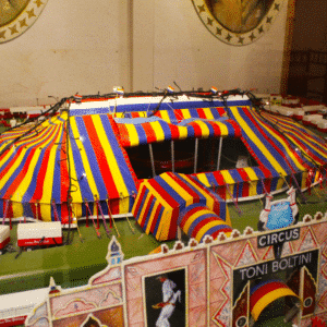 Circus Tony Boltini