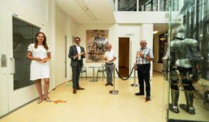 Het Oude Ambachten & Speelgoed Museum is een samenwerking aangegaan met drie andere Musea's in Barneveld.