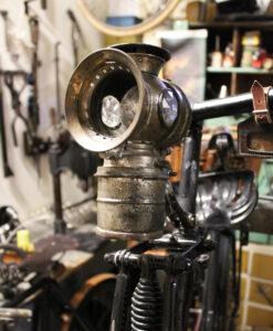 Carbidlamp Oude Ambachten & Speelgoed Museum